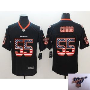Denver Broncos Bradley Chubb Jersey